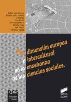 Dimensión europea e intercultural en la enseñanza de las ciencias sociales (ebook)