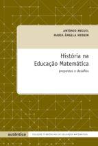 História na educação matemática (ebook)