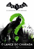 Batman - o cavaleiro de Arkham (ebook)