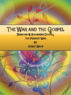 The War and the Gospel