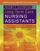 Workbook and Competency Evaluation Review for Mosby's Textbook for Long-Term Care Nursing Assistants - E-Book (ebook)