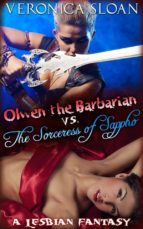 Olwen the Barbarian vs the Sorceress of Sappho (ebook)
