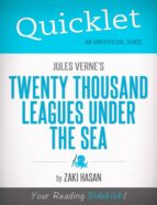 QUICKLET ON JULES VERNE'S TWENTY THOUSAND LEAGUES UNDER THE SEA