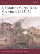 US Marine Corps Tank Crewman 1965-70 (ebook)