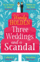 Three Weddings and a Scandal (ebook)