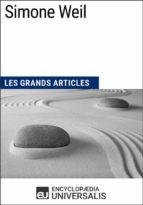 Simone Weil (ebook)