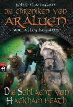Die Chroniken von Araluen - Wie alles begann (ebook)