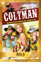 Coltman Jubiläumsbox 3 – Erotik Western (ebook)