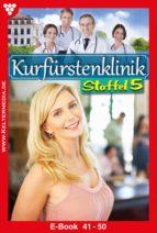 Kurfürstenklinik Staffel 5 – Arztroman (ebook)