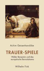 Trauer-Spiele (ebook)