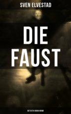 DIE FAUST: Detektiv Krag-Krimi (ebook)