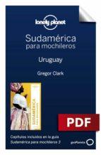 Sudamérica para mochileros 3. Uruguay (ebook)