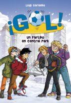 Un partido en Central Park (Serie ¡Gol! 43) (ebook)