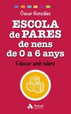 Escola de pares de nens de 0 a 6 anys (ebook)