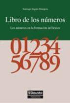 LIBRO DE LOS NÚMEROS: LOS NÚMEROS EN LA FORMACIÓN DEL LÉXICO