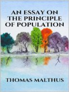An essay on the principle of population (ebook)