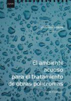 El ambiente acuoso para el tratamiento de obras polìcromas (ebook)