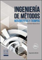 Ingeniería de métodos  (ebook)