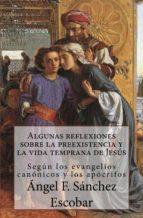 ALGUNAS REFLEXIONES SOBRE LA PREEXISTENCIA Y LA VIDA TEMPRANA DE JESÚS   (SEGÚN LOS EVANGELIOS CANÓNICOS Y LOS APÓCRIFOS) (ebook)