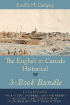 The English In Canada Historical 3-Book Bundle (ebook)