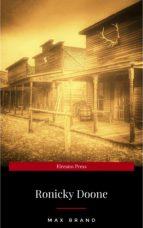 Ronicky Doone (ebook)
