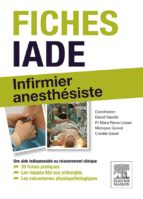 Fiches IADE (ebook)