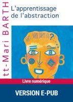 L'apprentissage de l'abstraction (ebook)