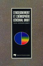 L'enseignement et l'hémisphère cérébral droit (ebook)