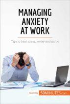 Managing Anxiety at Work (ebook)