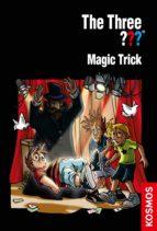 THE THREE ???, MAGIC TRICK (DREI FRAGEZEICHEN)