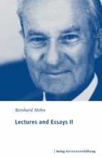 LECTURES AND ESSAYS II