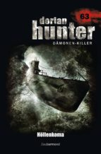 Dorian Hunter 63 – Höllenkoma (ebook)