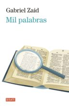 Mil palabras (ebook)