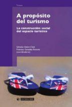 A propósito del turismo (ebook)