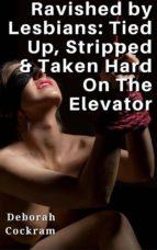 Lesbians In An Elevator