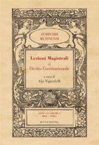 Lezioni Magistrali di Diritto Costituzionale I (ebook)