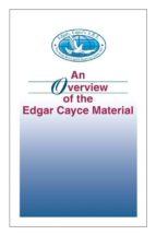 An Overview of the Edgar Cayce Material (ebook)