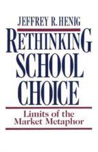 Rethinking School Choice (ebook)
