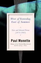 West of Yesterday, East of Summer (ebook)