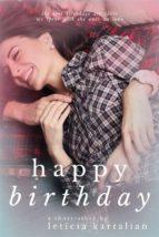 Happy Birthday (ebook)