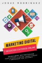 Marketing Digital: 7 Negocios Exitosos Online (ebook)