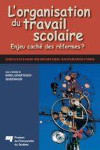L'organisation du travail scolaire (ebook)