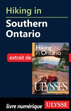 Hiking in Southern Ontario (ebook)