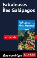 FABULEUSES ILES GALAPAGOS