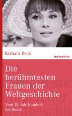 Die berühmtesten Frauen der Weltgeschichte (ebook)