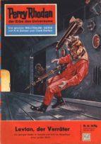 Perry Rhodan 34: Levtan, der Verräter (ebook)