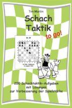 Schachtaktik to go (ebook)