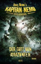 Jules Vernes Kapitän Nemo - Neue Abenteuer 03: Der Gott von Amazonien (ebook)