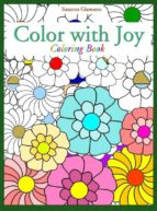 Color with Joy: Coloring Book (ebook)