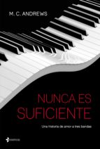 Nunca es suficiente (ebook)